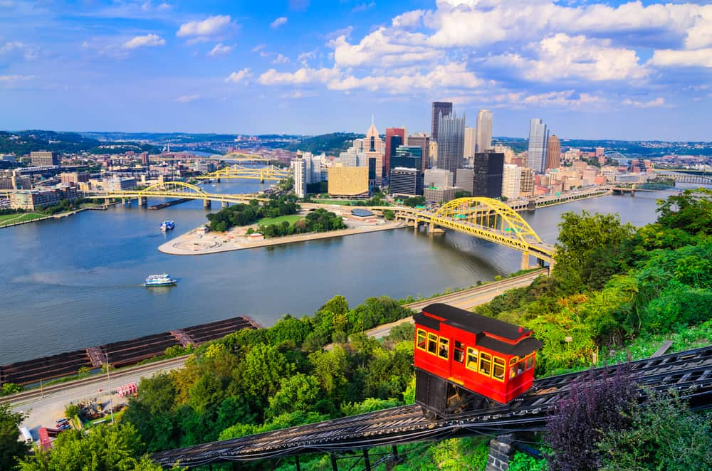 Pittsburgh summer