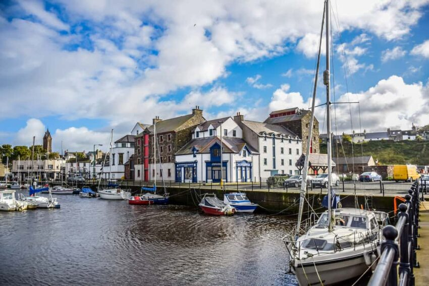 Most beautiful places to visit in Isle of Man