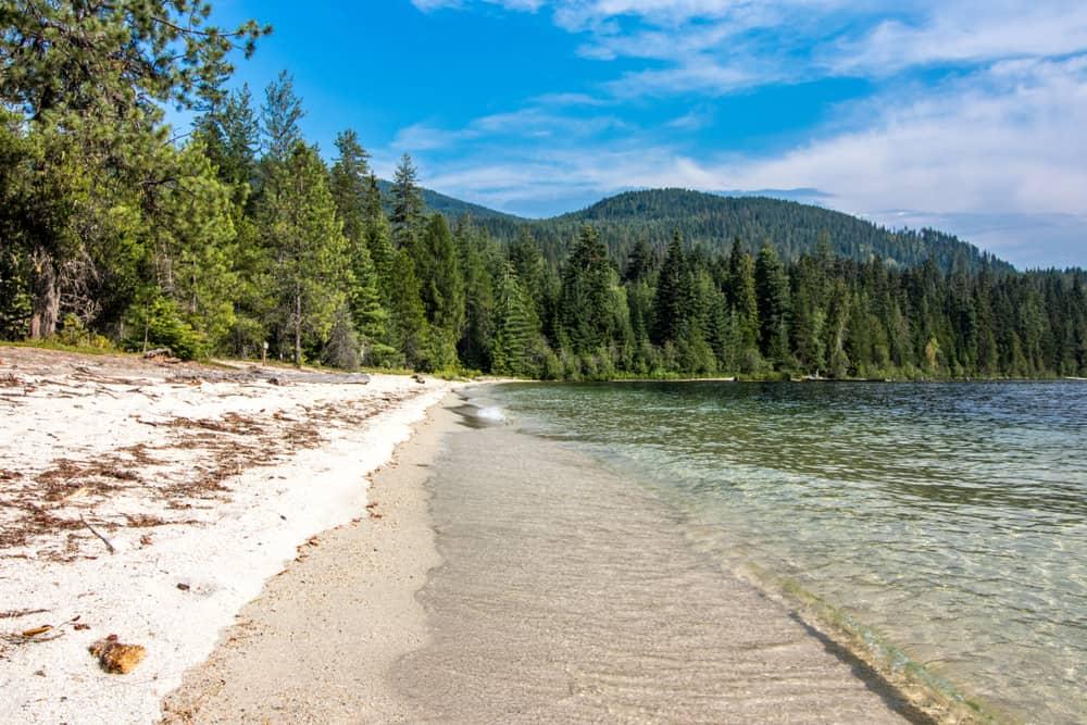 Priest Lake Idaho - great August USA destination