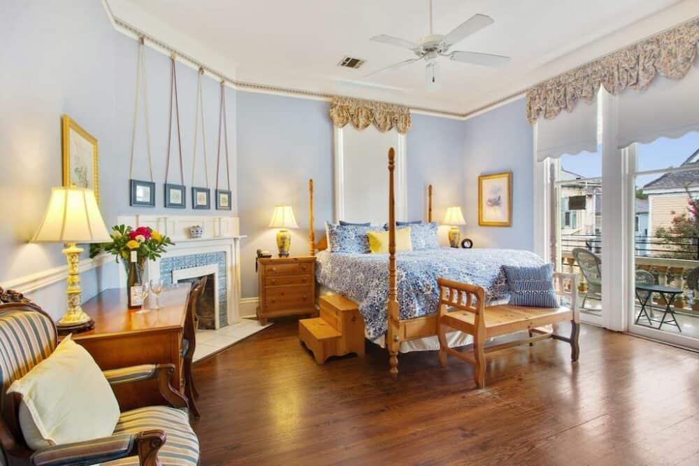 Romantic guest house New Orleans