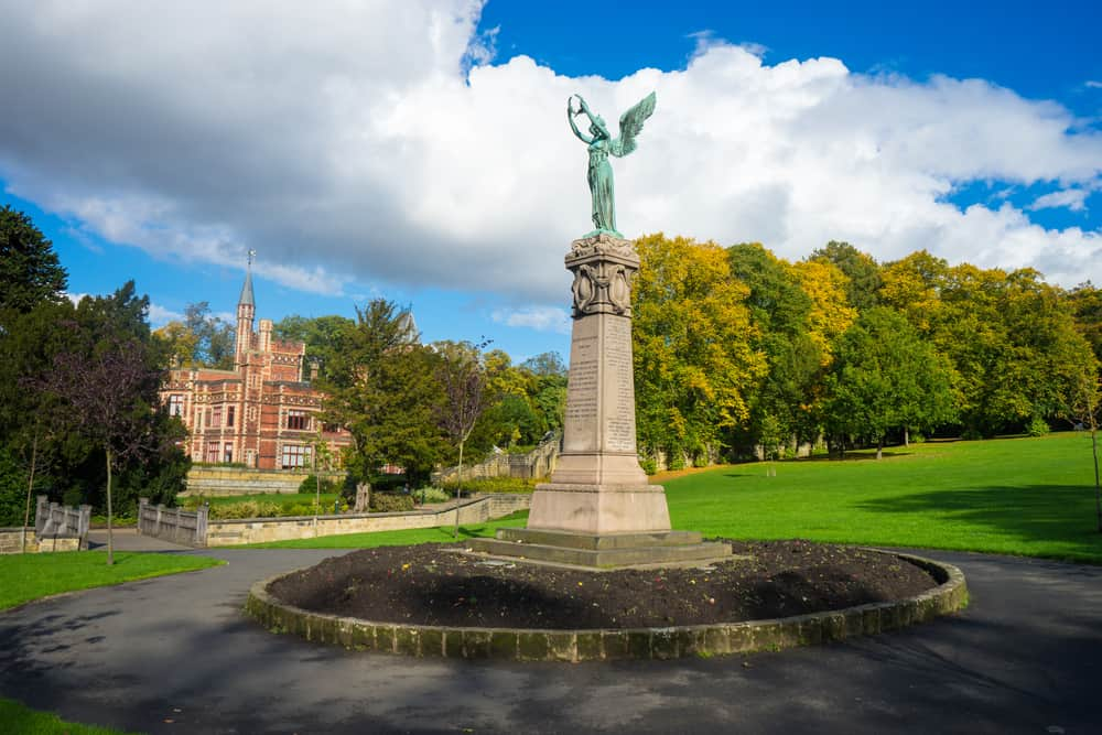 Saltwell Park - places to visit near Newcastle