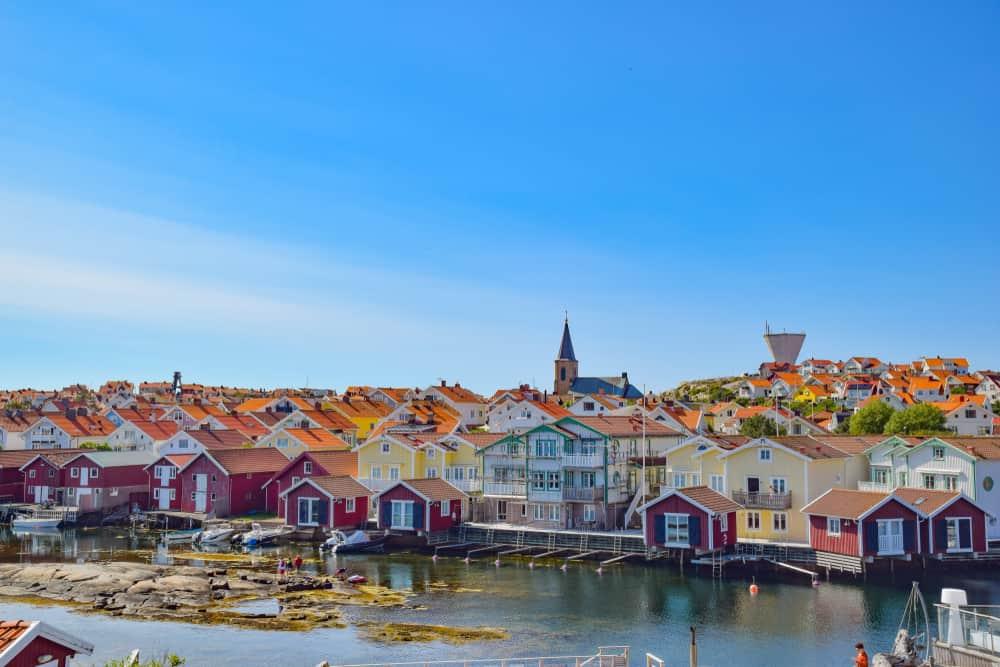 Smögen - places to explore Sweden