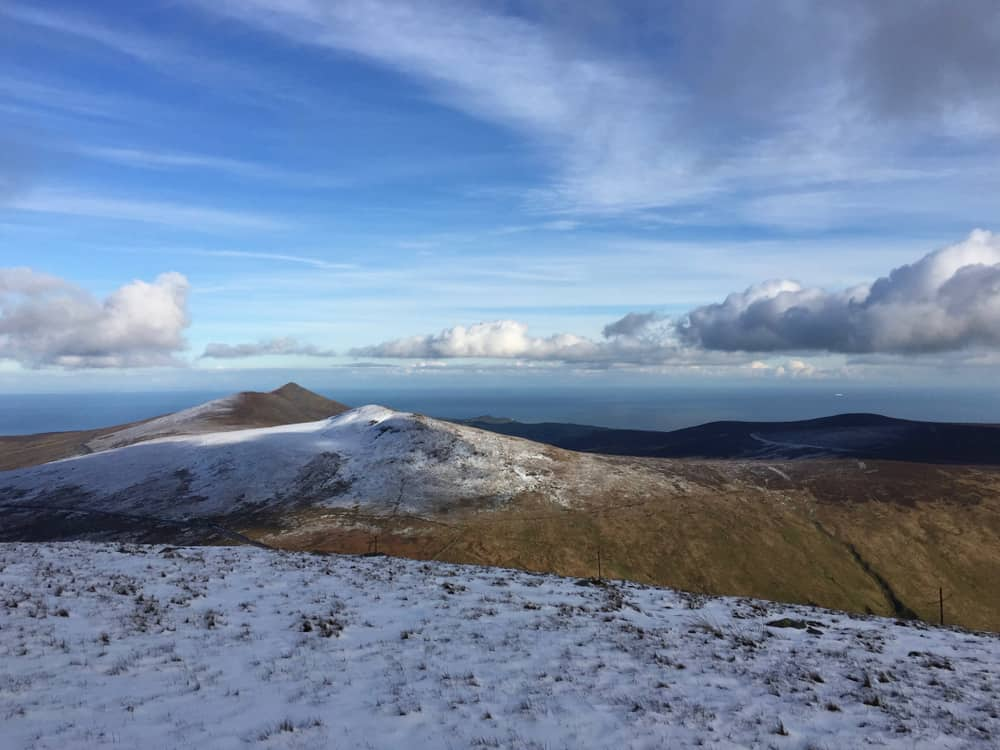 Snaefell Isle of Man