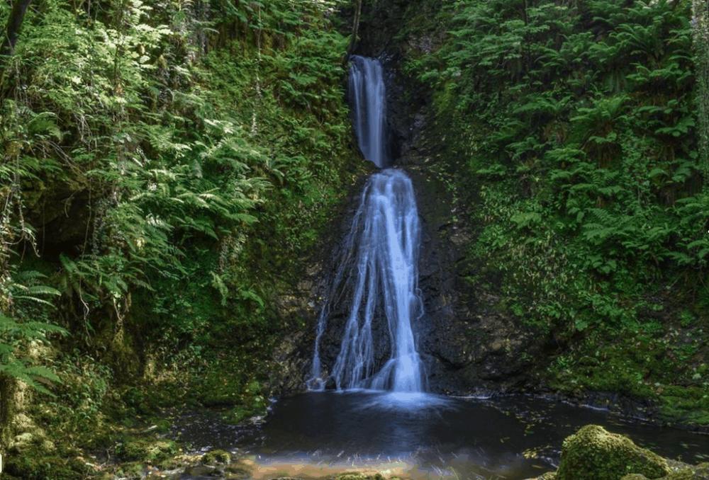 Spooyt Vane Waterfall