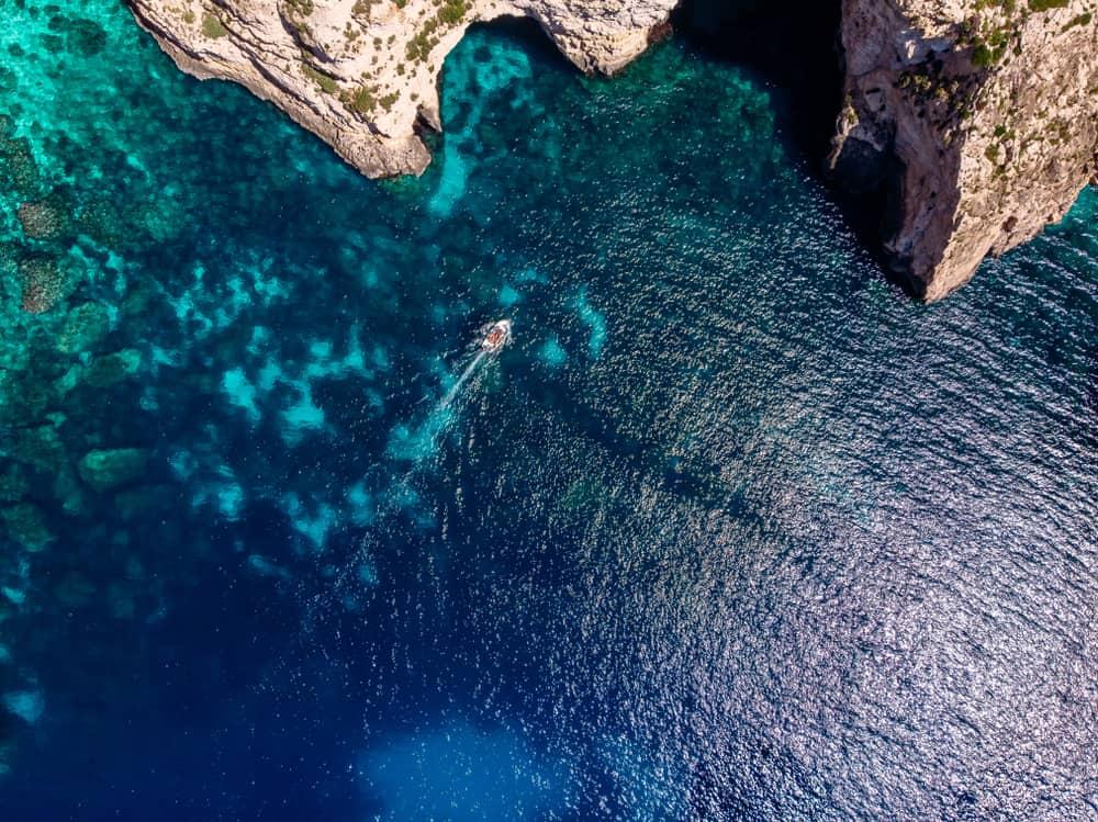 The Blue Grotto Malta