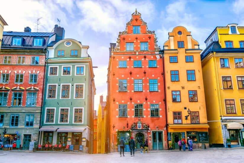 The most beautiful places to visit in Sweden