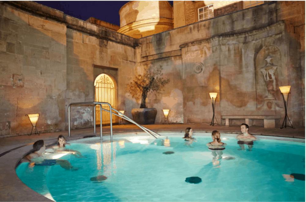 Thermae Bath Spa Bath