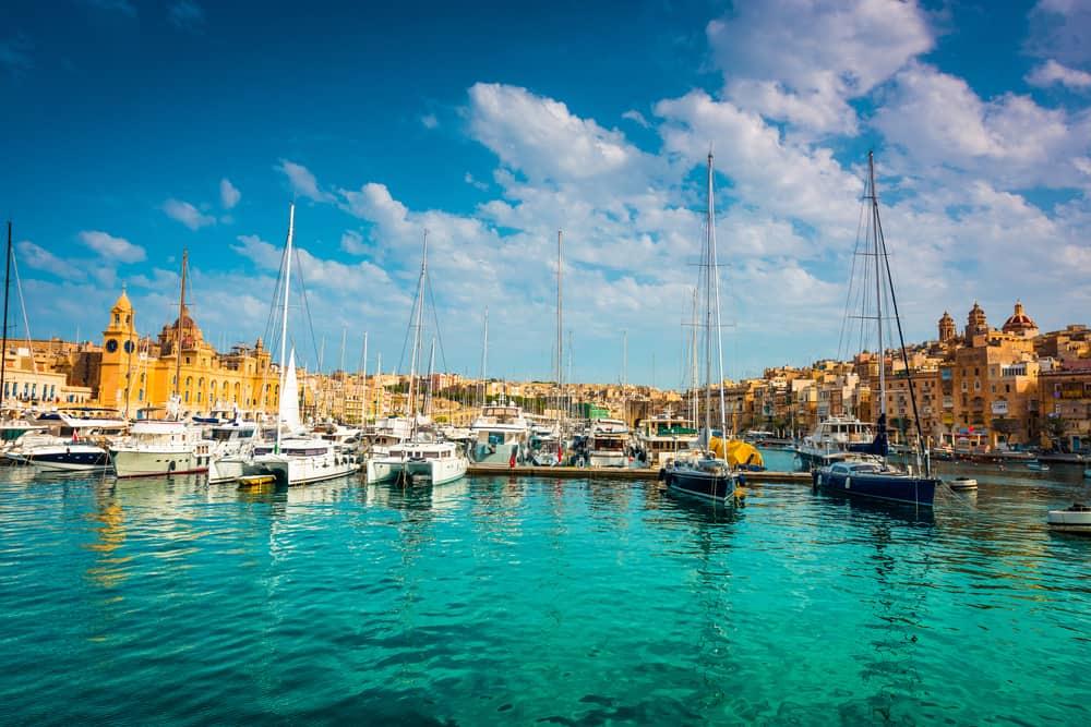 Three Cities of Cottonera