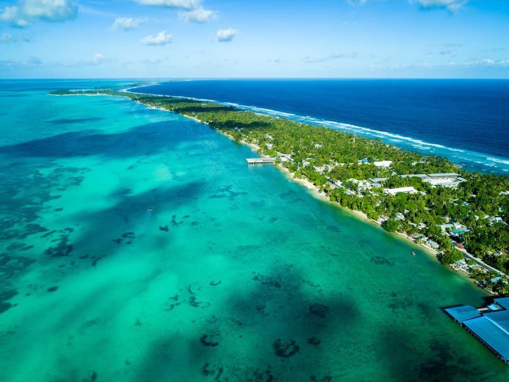 Christmas Island tropical paradise