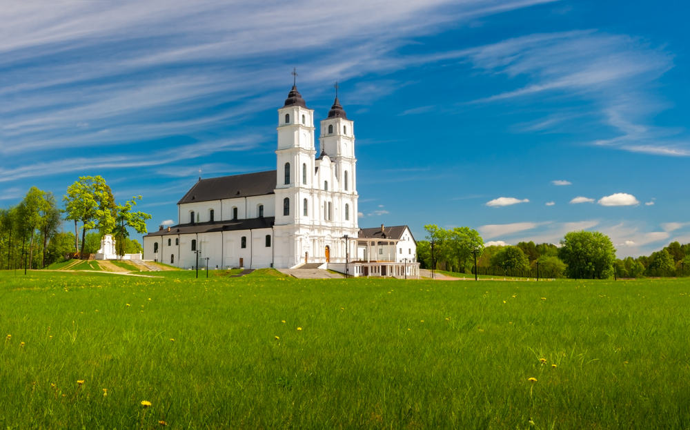 Aglona - best places to visit in Latvia