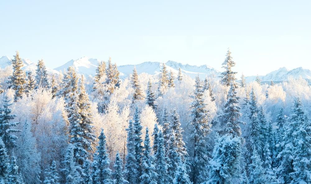 Alaska - best places to visit in December