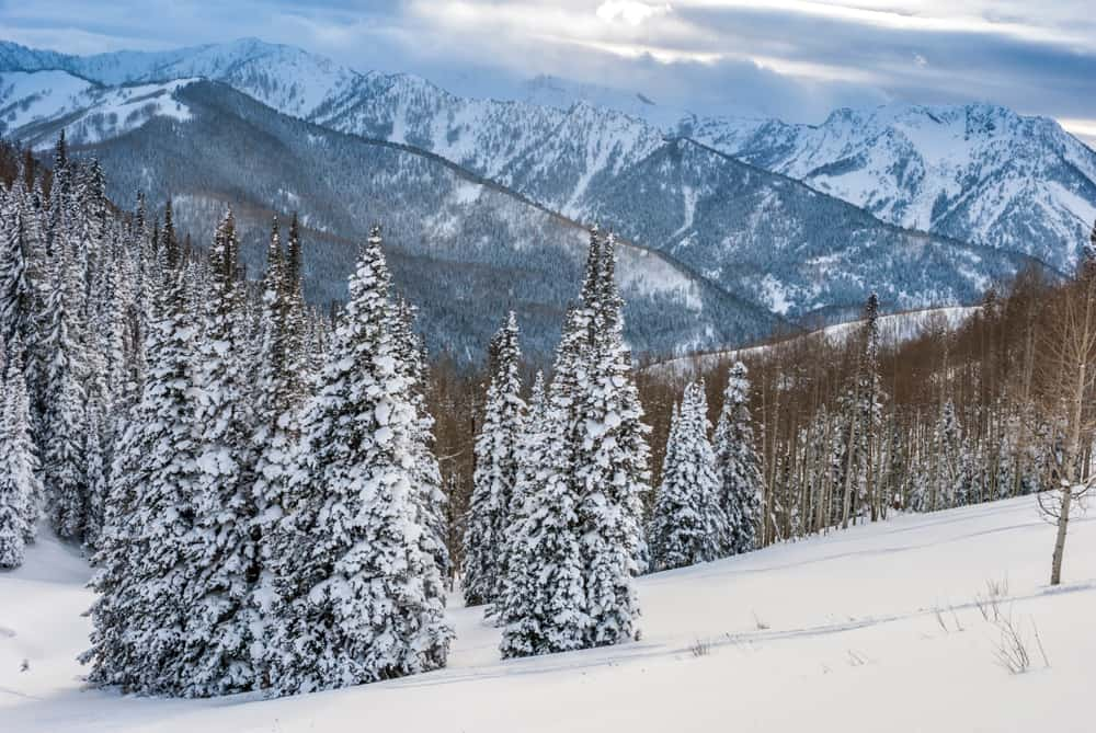 Alta, Utah - best places to visit in the USA