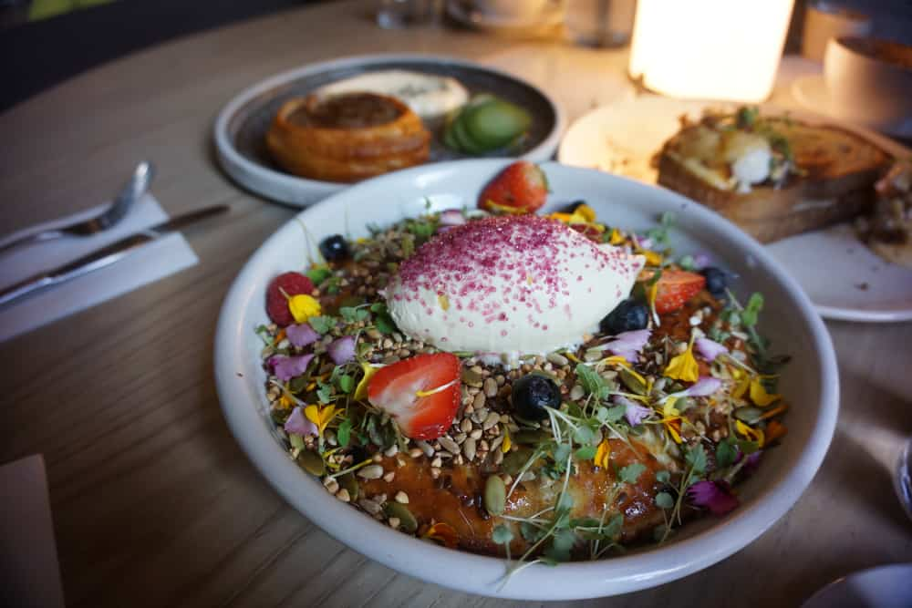 Best places for brunch in Sacramento