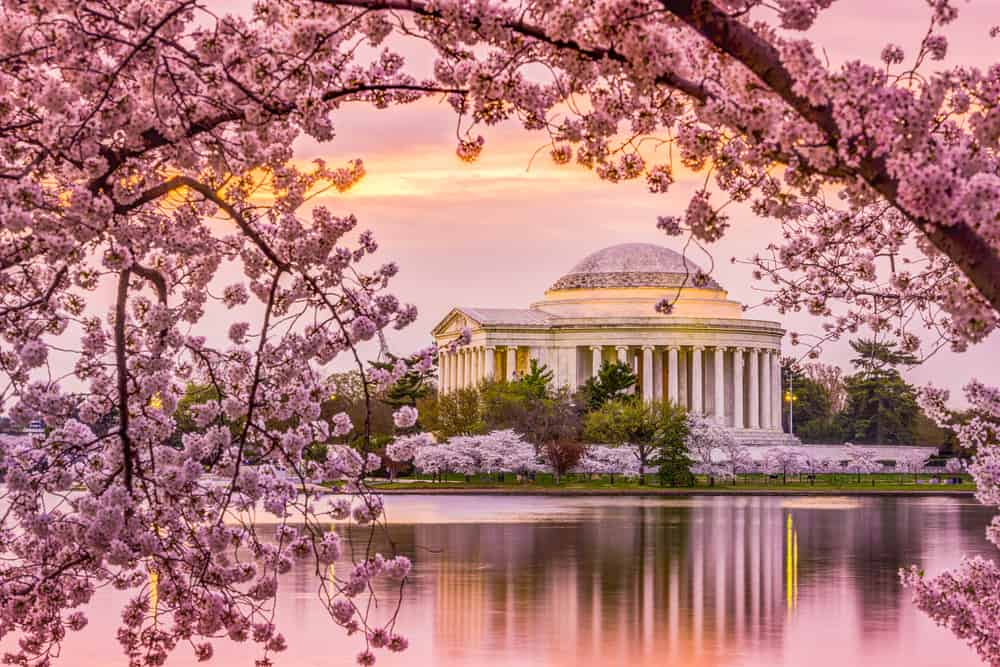 Best places to visit in the USA in April/Spring