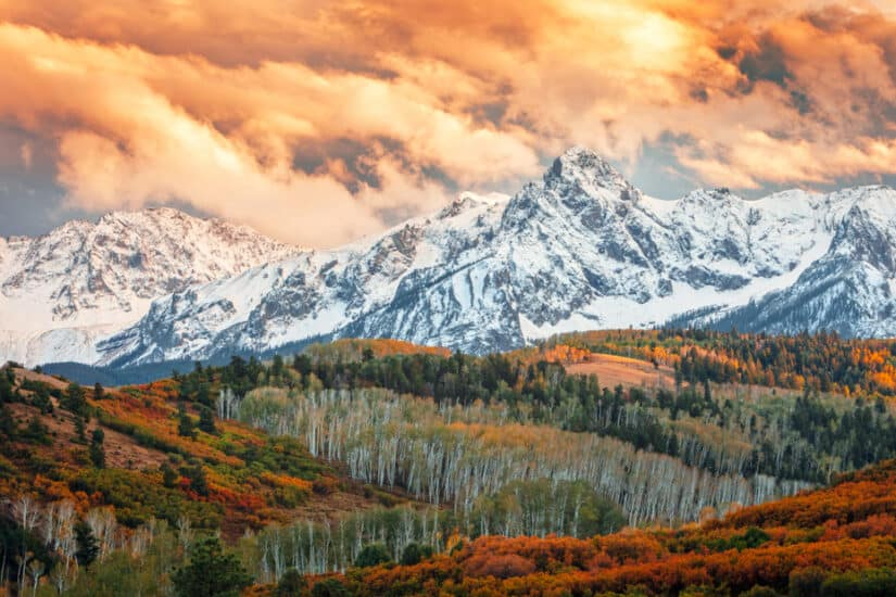 Best places to visit in November in USA