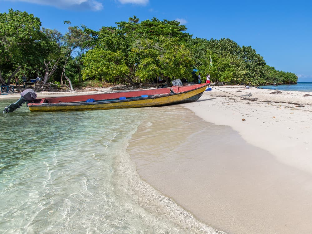 Booby Cay Island Jamaica