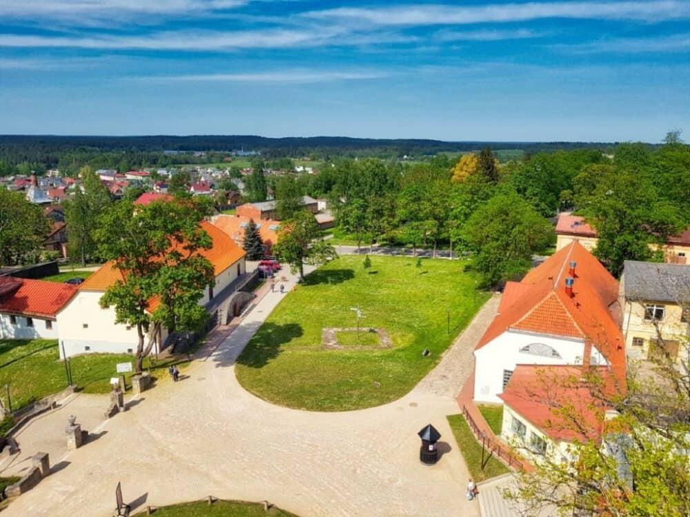 Cesis Town Latvia