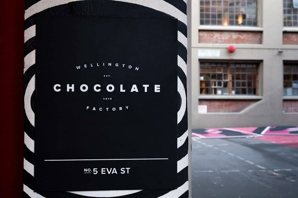 Chocolate Factory Wellington NZ
