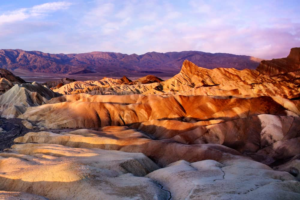 Death Valley - amazing places to explore in January
