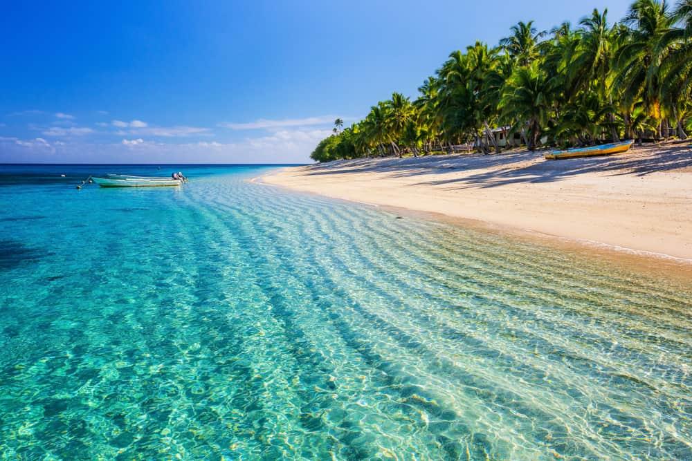 Dravuni Island Fiji