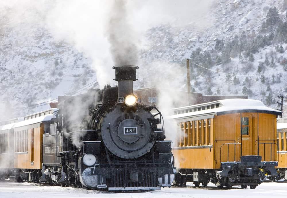 Durango in the winter