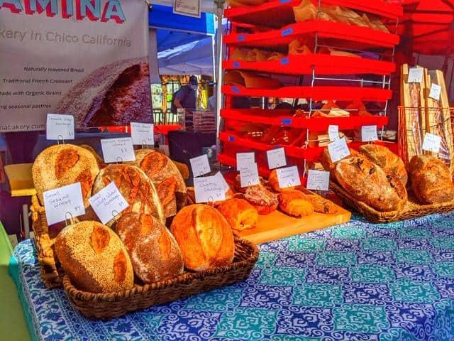 Farmer's market Sacramento