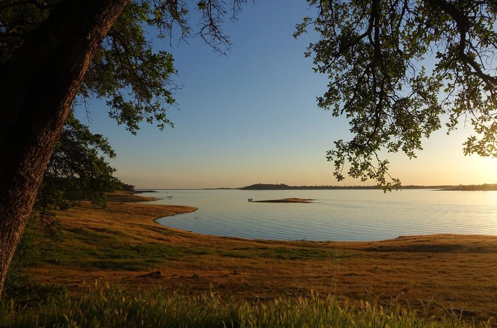 Folsom Lake Sacramento