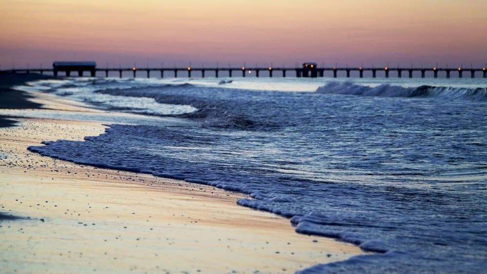 Gulf Shores October