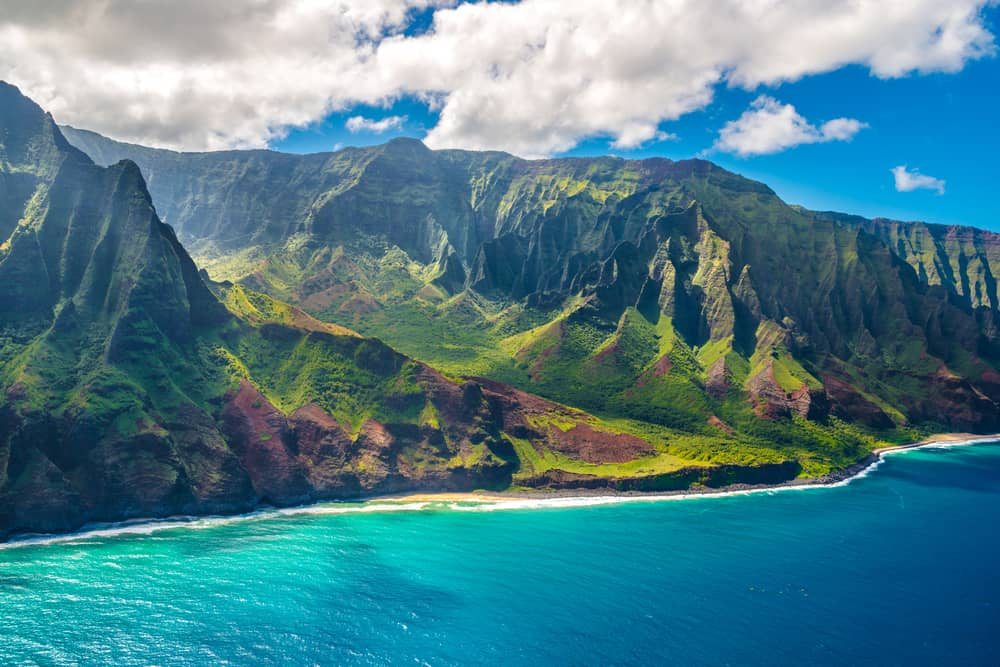 Kauai Hawaii - best places to visit in March