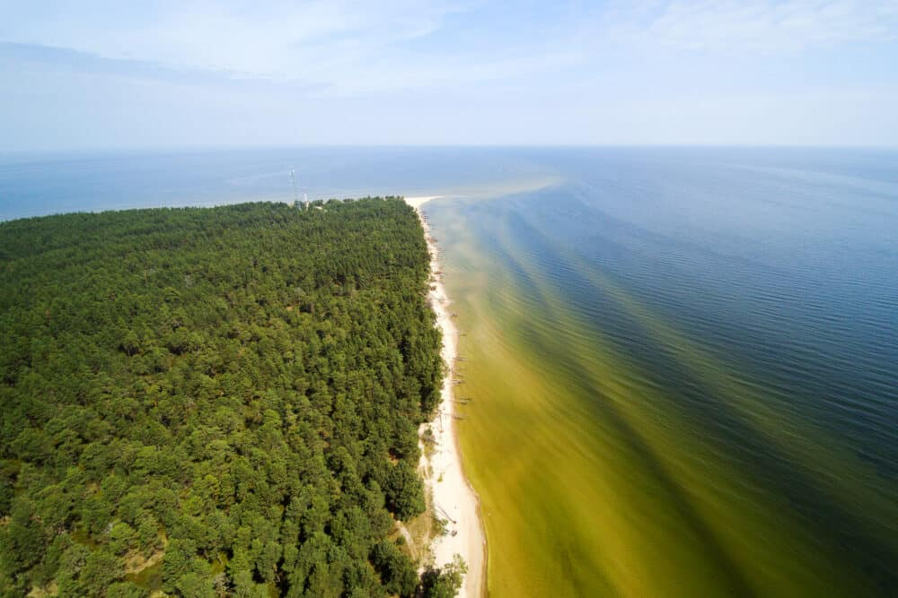 Kolka Cape - amazing place in Latvia