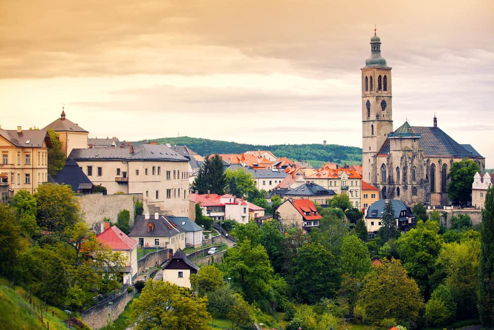 Kutna Hora - places to visit in Czech Republic