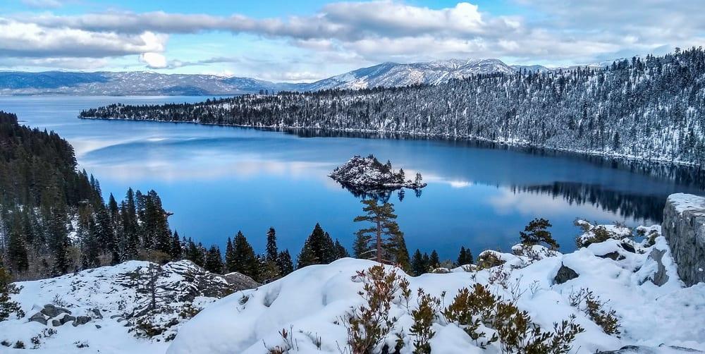 Lake Tahoe December vacation