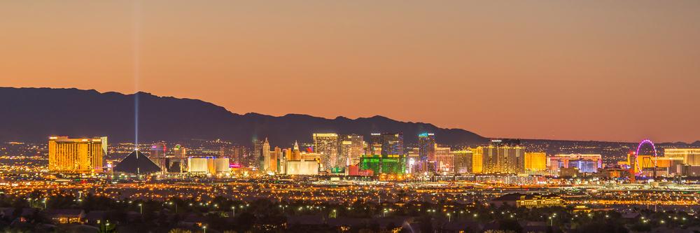 Las Vegas October