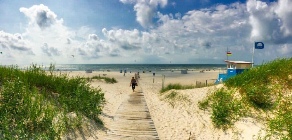 Liepaja Beach Latvia