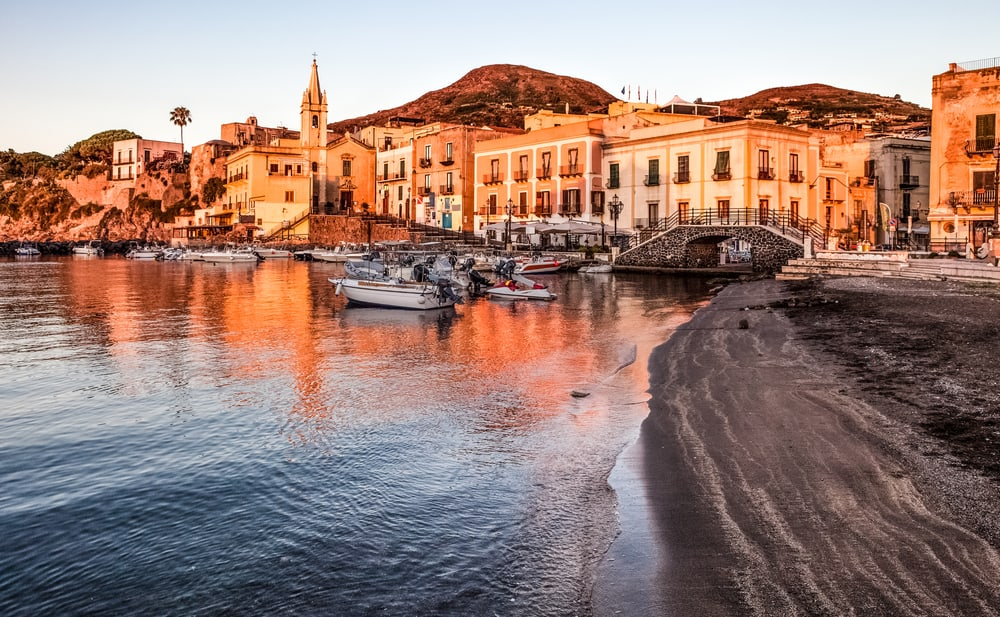 quiet and unspoilt resorts in Italy
