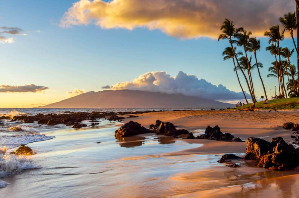 Maui - places to visit in October in USA