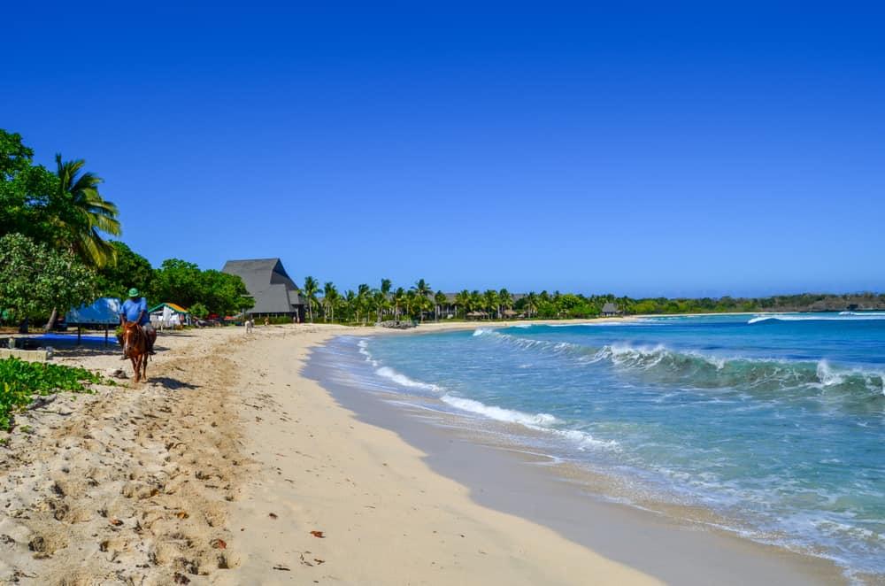 Natadola Beach Fiji