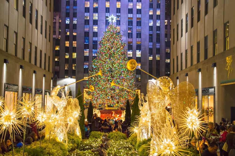 New York - best places to visit in December