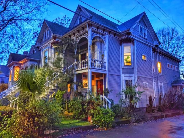 Old House in Sacramento