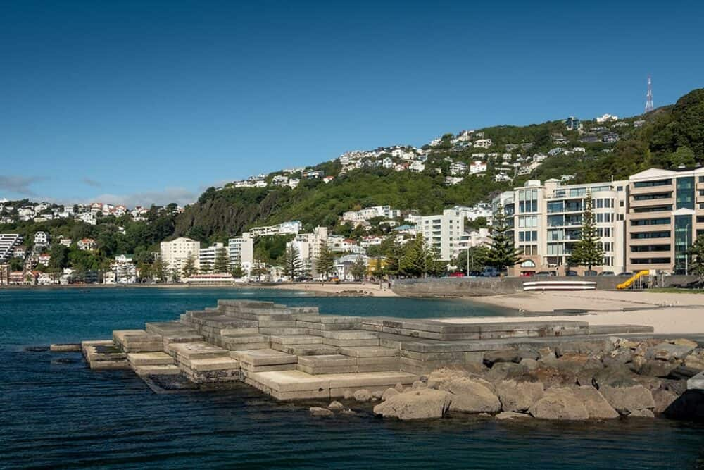 Oriental Bay Wellington