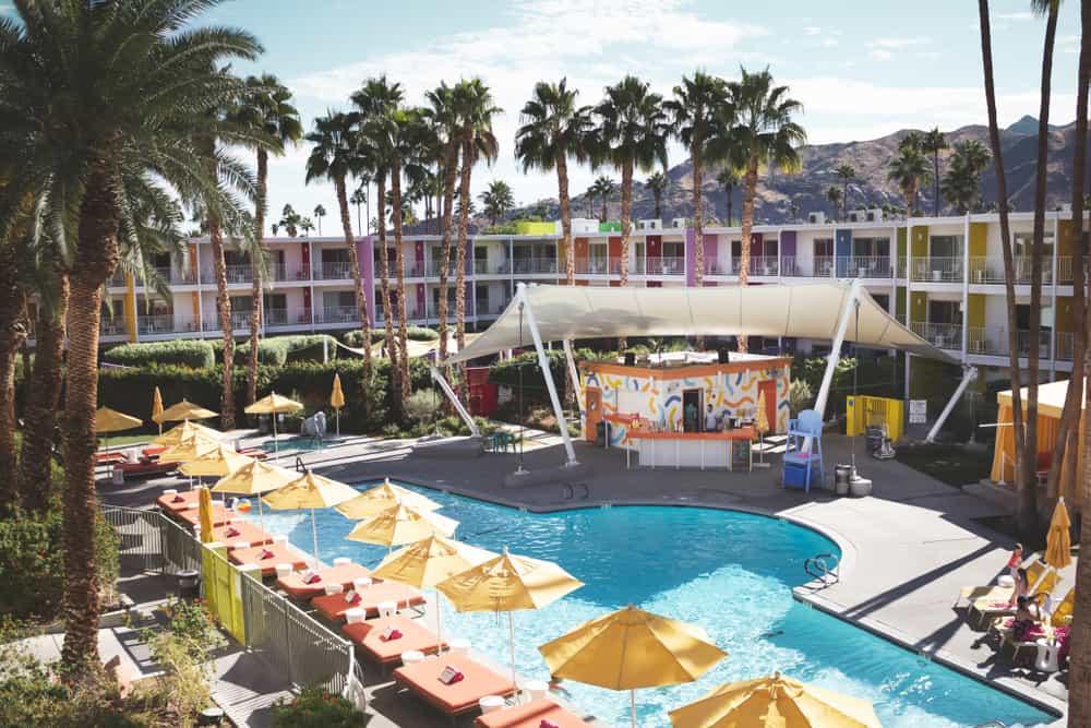 Palm Springs USA
