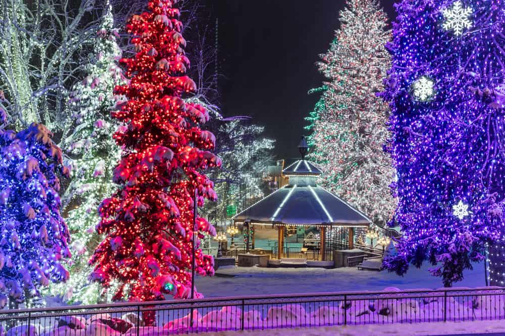 Leavenworth at Christmas