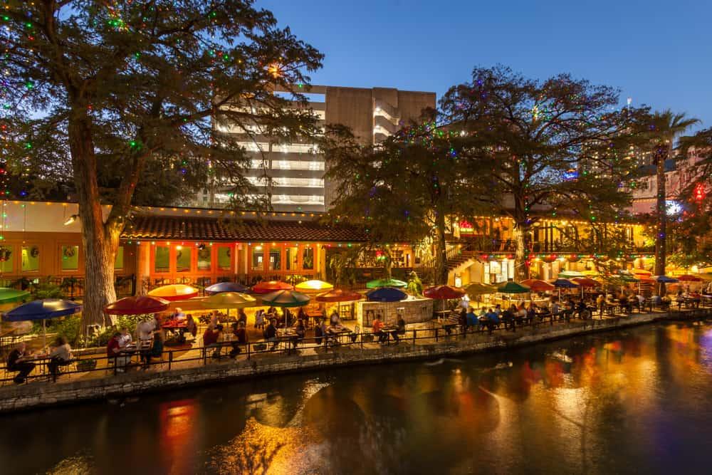 San Antonio November
