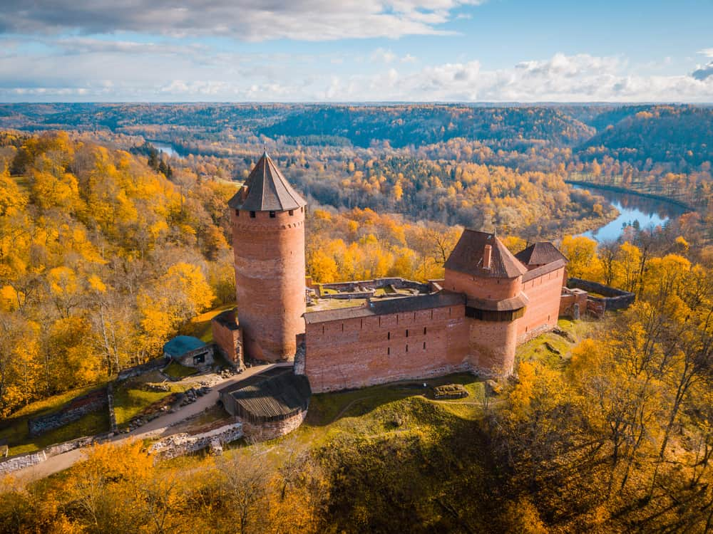 Sigulda - places to visit in Latvia
