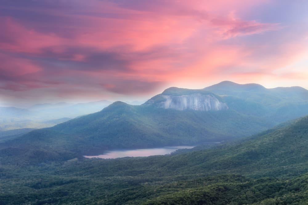 Table Rock State Park, South Carolina