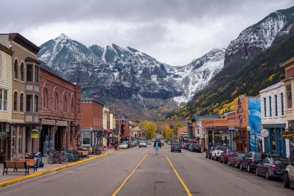 Telluride - great place to visit in November