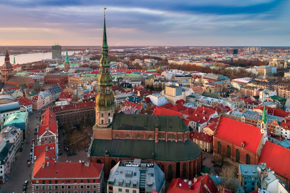 The most beautiful places to visit in Latvia