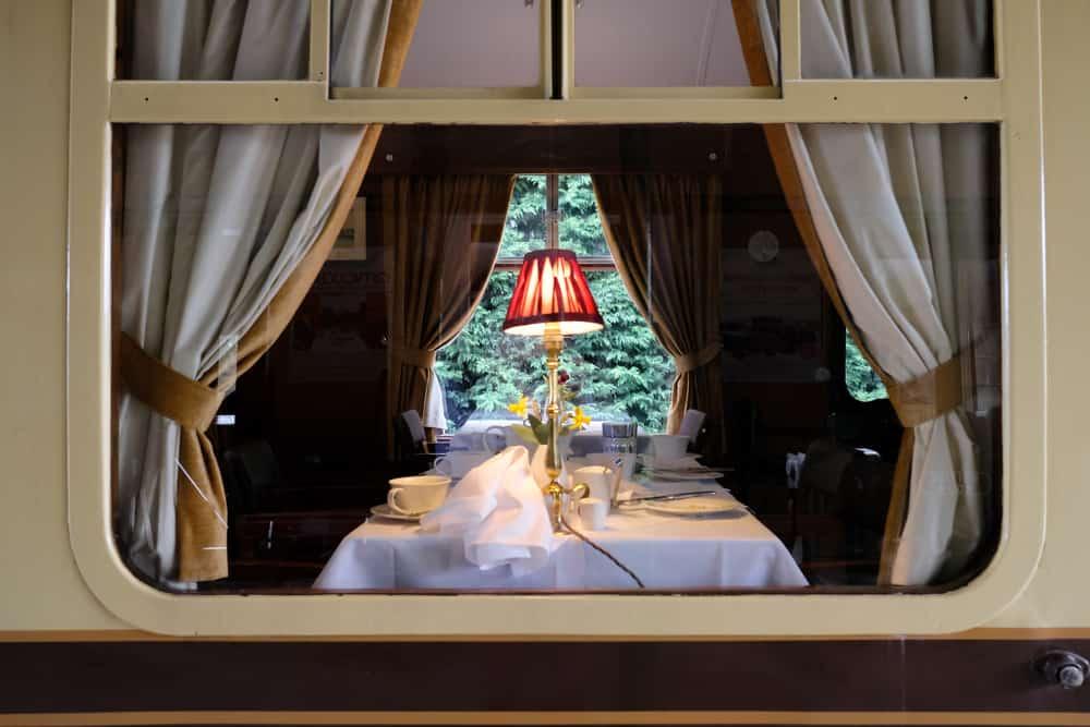 the best luxury train journeys in Europe