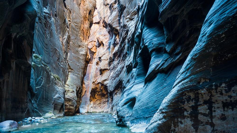 Zion National Park January
