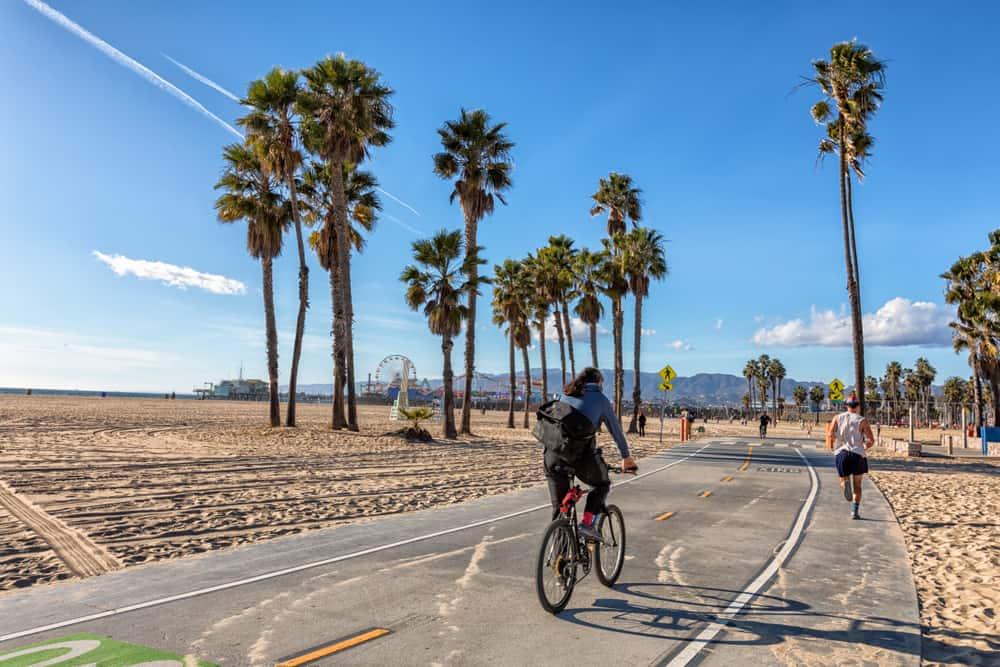 26 Mile Path Santa Monica